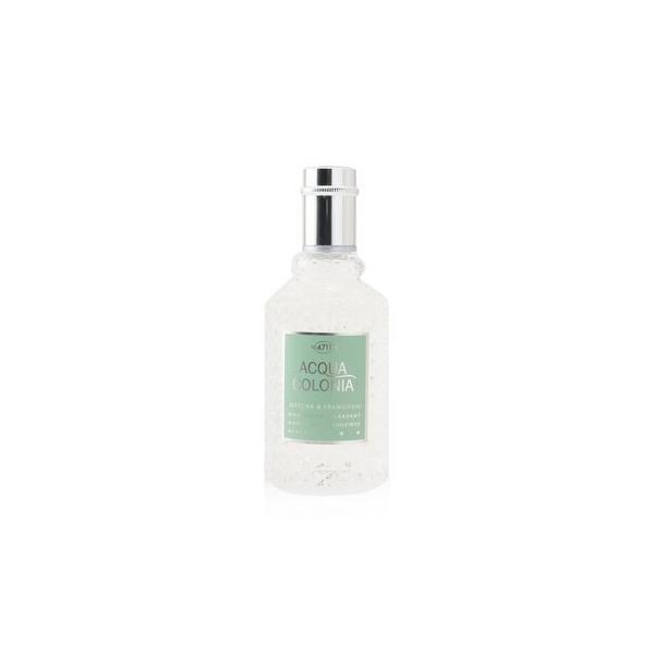 4711香水アクアコロニアマッチャ&フランジパニオーデコロンスプレー50ml