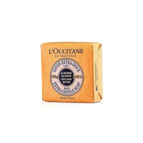 ロクシタン シアバター エクストラ ジェントル ソープ #ミルク 100g