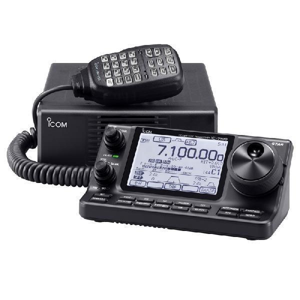 IC-7100M アイコム(ICOM) オールモードオールバンドアマチュア無線機 IC7100M