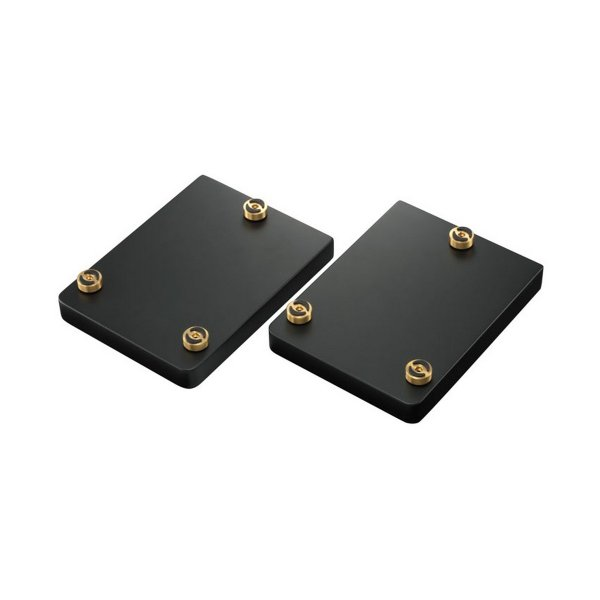 JVC LS-EXA25  ウッドコーンスピーカースタンド 2本1組 送料無料