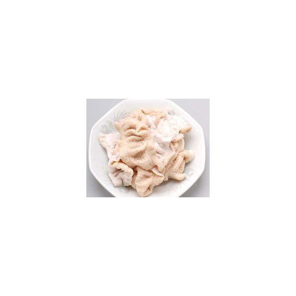 国産豚しろ(大腸)ボイル300g