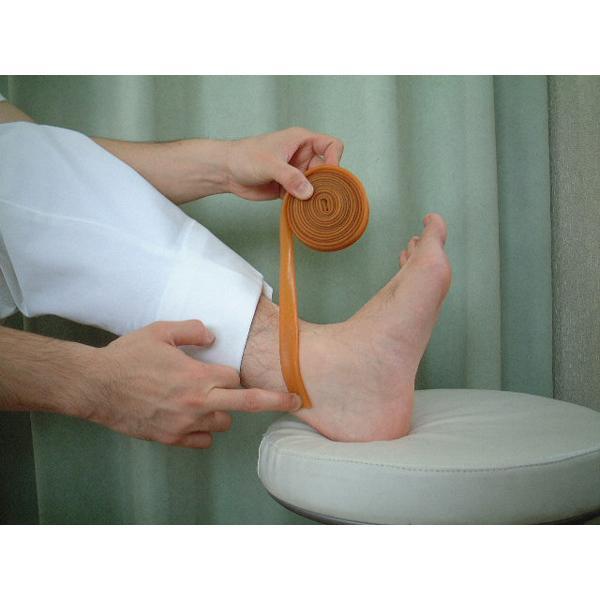 バラコンバンドL(大)3m+S(小)2mのセット ゴムバンド 骨盤矯正用 腰痛 ぎっくり腰 ヘルニア 坐骨神経痛 股関節痛など実績33年目の治療院 kotuban 02