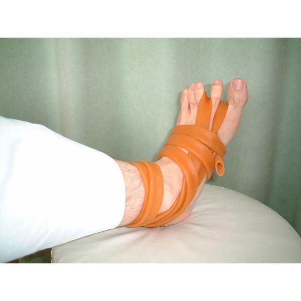 バラコンバンドL(大)3m+S(小)2mのセット ゴムバンド 骨盤矯正用 腰痛 ぎっくり腰 ヘルニア 坐骨神経痛 股関節痛など実績33年目の治療院 kotuban 06