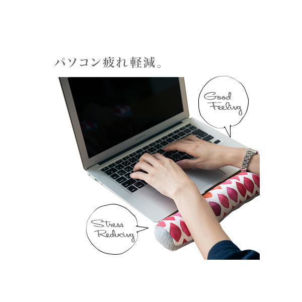 アームレスト キーボード JIMU fab ジムファブ パソコン クッション リストレスト オフィス|kotubanshop|02