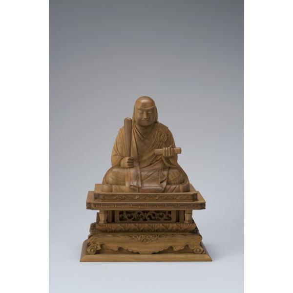 白檀 白蓮 3.0寸 39-1 仏像 木彫り フィギュア オブジェ インテリア仏像 置き物 インテリアオブジェ 仏壇 仏具