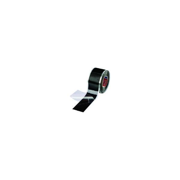 テサテープ 自己融着テープ ブラック 25x3m 4600BK-3  4294