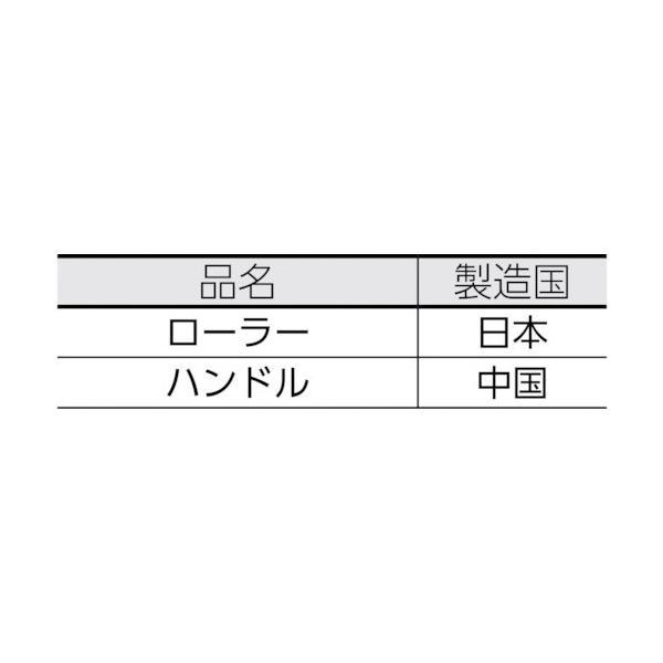 TRUSCO スモールローラーセット万能用#6  TPR-15S6SET3100 kouei-sangyou 02