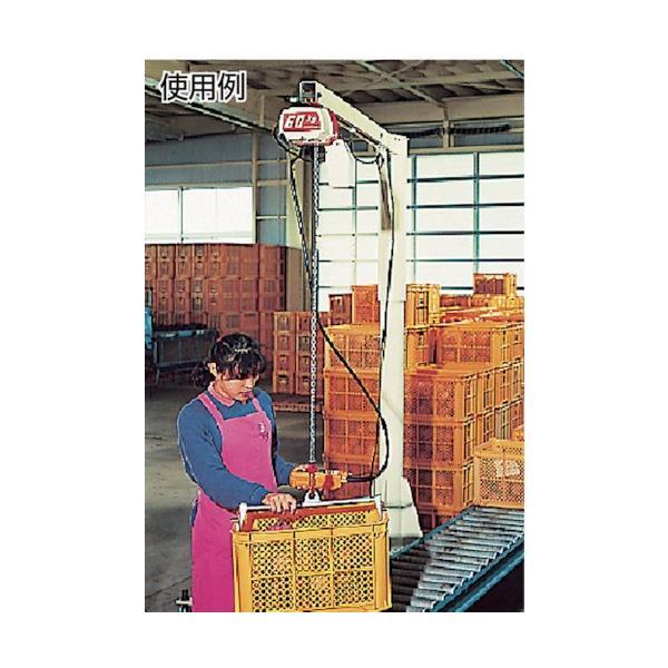 キトー セレクト 電気チェーンブロック 2速 100kg(ST)x3m ED10ST2219|kouei-sangyou|04