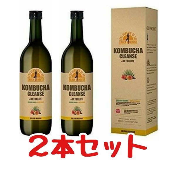 <title>コンブチャクレンズ 日本正規代理店品 720ml ダイエットドリンク 2本</title>