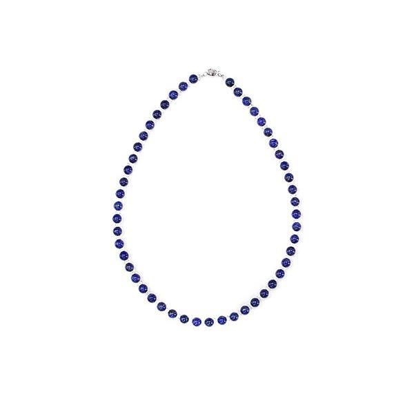 ラピスラズリ 水晶 ネックレス 最強の幸運石 パワーストーン ネックレス 天然石 ネックレス ラピスラズリ