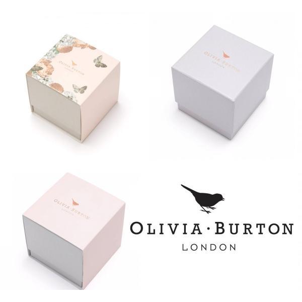 2年保証 新品 送料無料 OLIVIA BURTON オリビアバートン 腕時計 レディース Wonderland OB15WD51 30mm ローズゴールド Rose Gold グレー(グレーライラック)