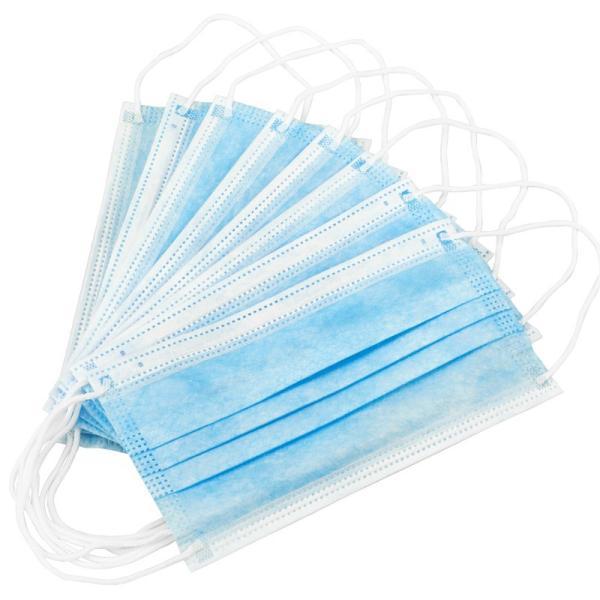 即納 送料無料 マスク 大人用 100枚入り 使い捨て 防護マスク 男女兼用 ウィルス 花粉症 対策 三層構造 不織布マスク kougen999 07