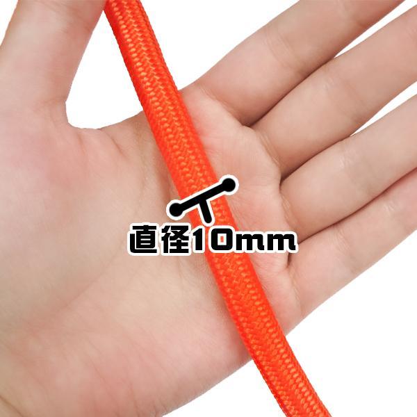 救命ロープ 浮力付きロープ 長さ20m レスキューロープ 救助ロープ リング付 災害用 救命用具 アウトレット品 kougudirect 03