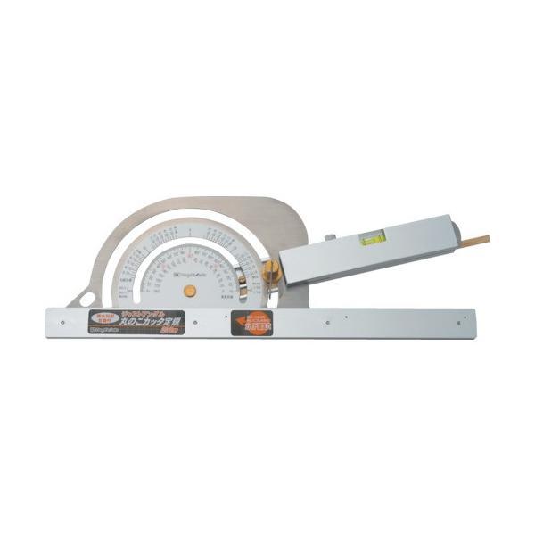 トラスコ 丸ノコカッタ定規 450mm (1本) 品番:TMK-450