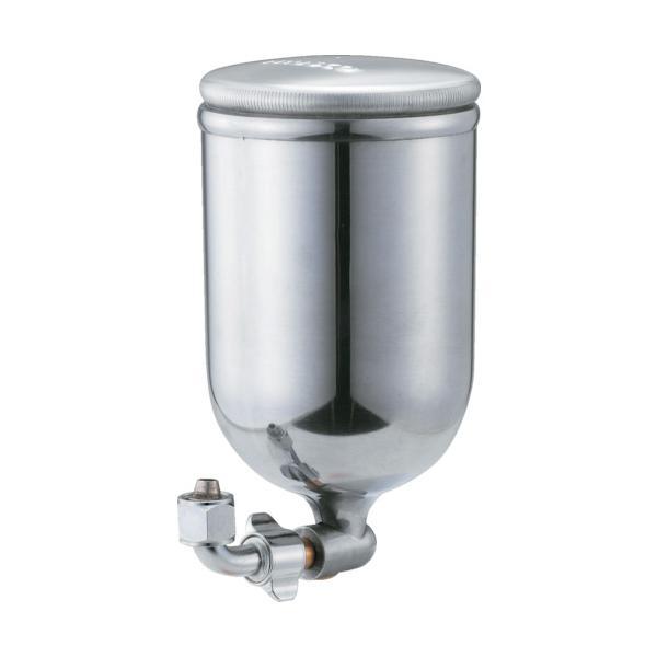 トラスコ 塗料カップ 吸上式用 容量0.4L L型ジョイントタイプ (1個) 品番:TGC-04-2L
