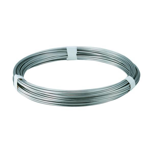 トラスコ ステンレス針金 2.6mm 1kg (1巻) 品番:TSW-26