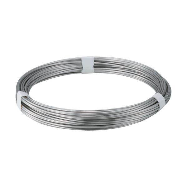 トラスコ ステンレス針金 2.0mm 1kg (1巻) 品番:TSW-20