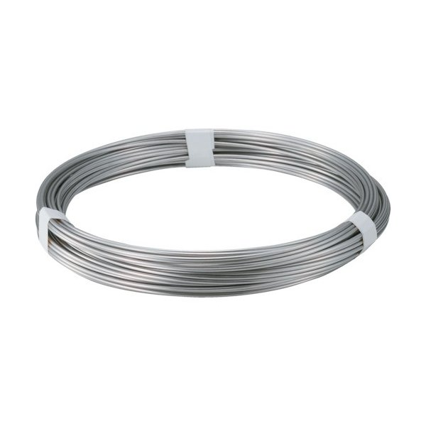 トラスコ ステンレス針金 0.9mm 1kg (1巻) 品番:TSW-09