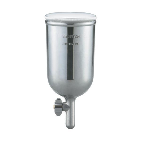 トラスコ 塗料カップ 重力式用 容量0.5L 脚付 (1個) 品番:TGC-05-2