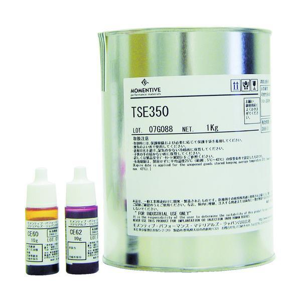 モメンティブ 型取り用液状シリコーンゴム 主剤 (1缶) 品番:TSE350-1