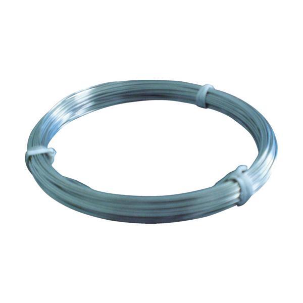 トラスコ ステンレス針金 小巻タイプ 1.2mmX30m (1巻) 品番:TSWS-12