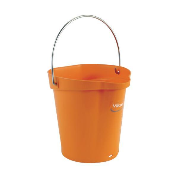Vikan ハイジーンバケット 5688 オレンジ (1個) 品番:56887