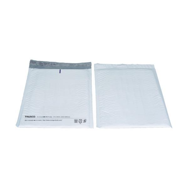 トラスコ クッション封筒 クラフト紙 120×235mm 10枚入パック (1袋) 品番:TCF-120
