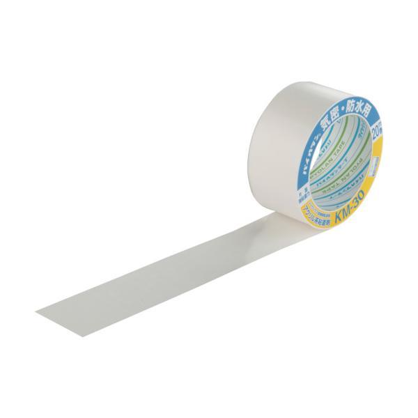 パイオラン 防水テープ (1巻) 品番:KM-30-WH