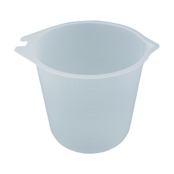 トラスコ 使い捨て塗料カップ 400CC用 (10個入) (1袋) 品番:TCH-400-R10