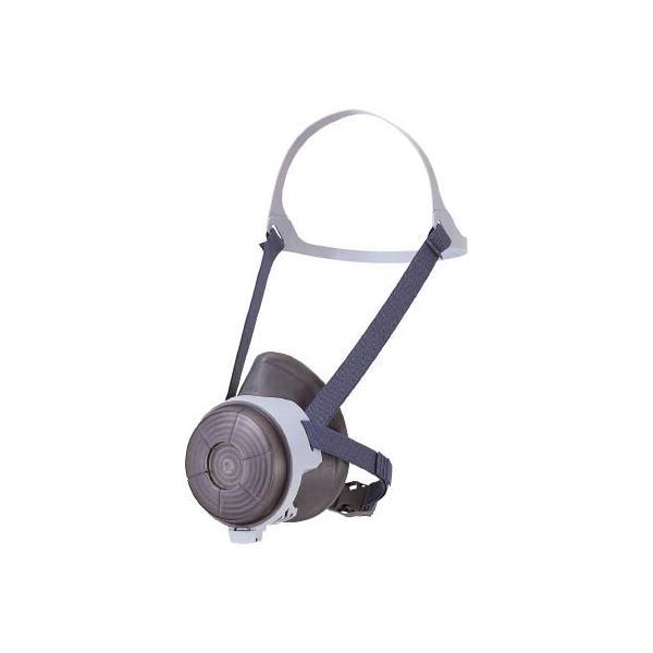 シゲマツ 取替え式防じんマスク DR77R2(M/E)  重松製作所