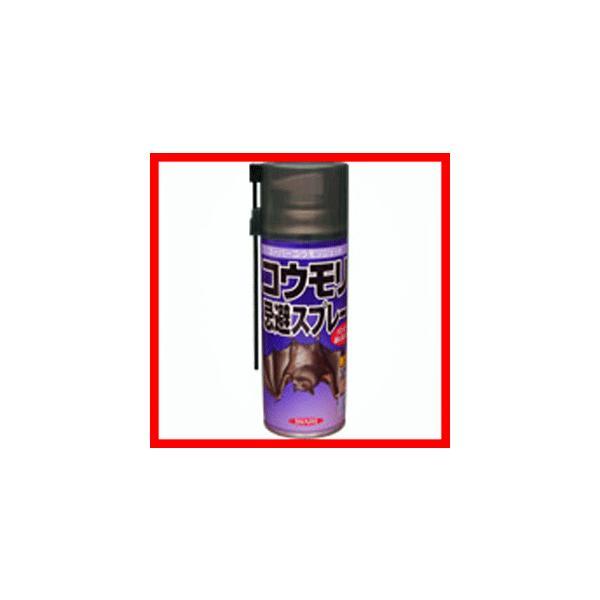 イカリ消毒 モグラ・コウモリ忌避剤スーパーコウモリジェット420ml