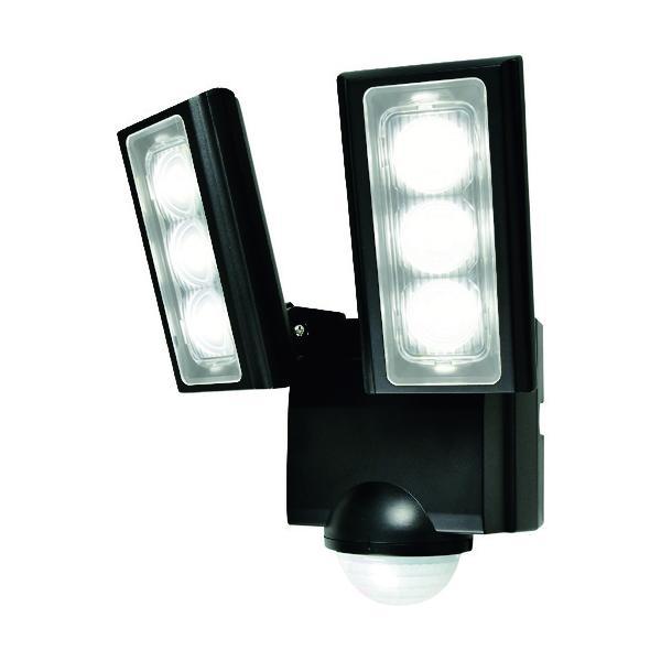 ELPA 乾電池式センサーライト2灯 ESL-312DC