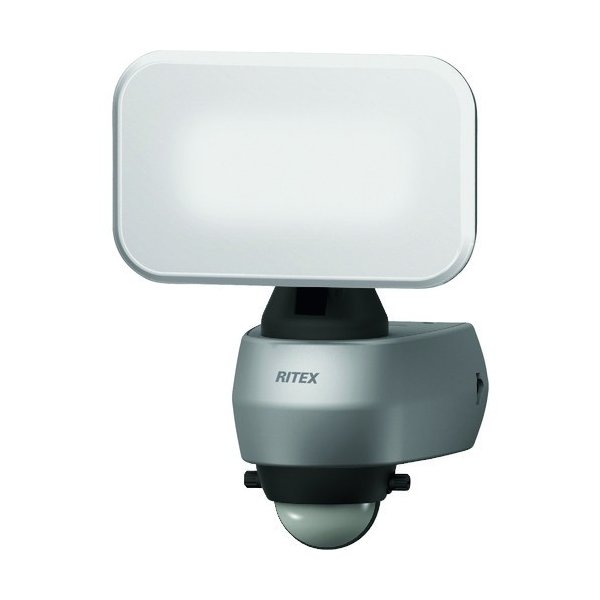 ライテックス 9Wワイド LEDセンサーライト LED-AC309