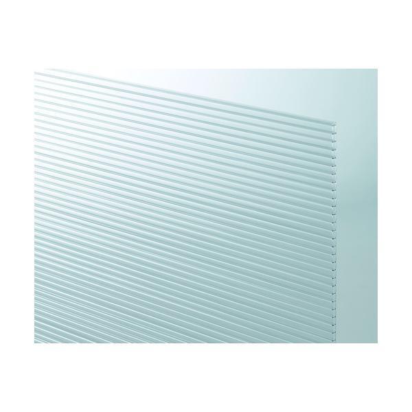 TRUSCO ポリカーボネート中空ボード910X1820X4mm 透明 PTP4-1890TM≪代引不可≫