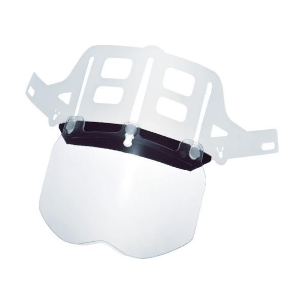 ミドリ安全 ヘルメット 交換用シールド面 SC−11用 4007100903