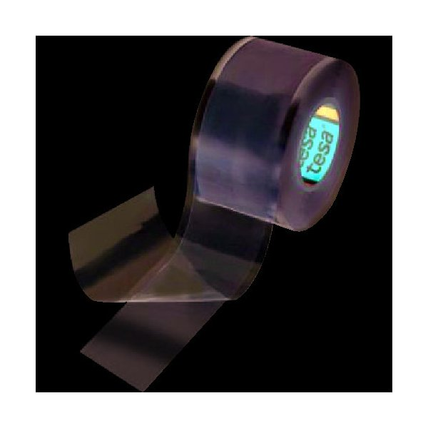 tesa 自己融着テープ クリアー 25mmx3m 4600CL-3 _