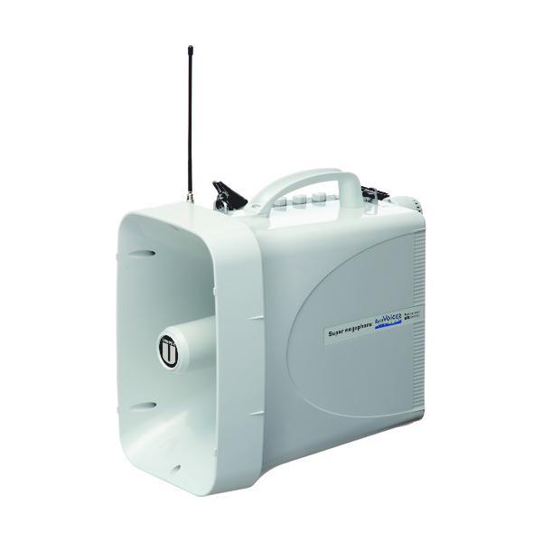 ユニペックス 30W 防滴スーパーワイヤレスメガホン レインボイサー TWB-300