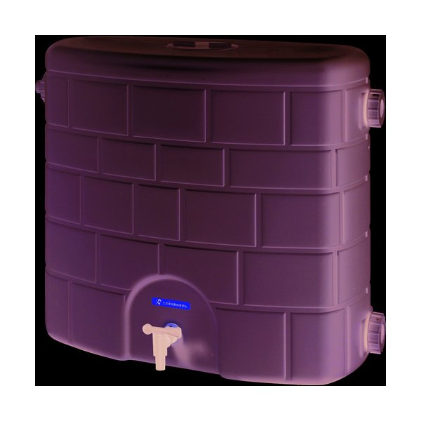 タキロン 雨水貯留タンク 雨音くん120L 307321≪お取寄商品≫≪代引不可≫