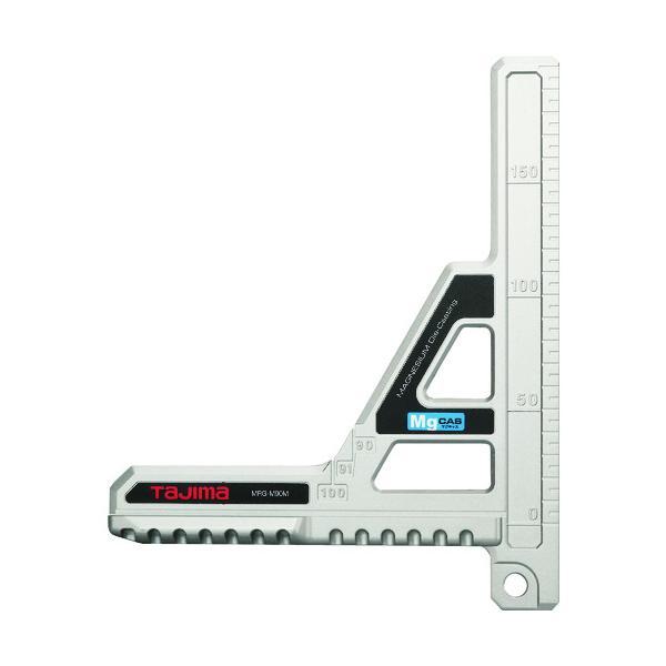 タジマ 丸鋸ガイド モバイル 90 マグネシウム MRG-M90M【サイズ120以上で個人宅は別途送料】