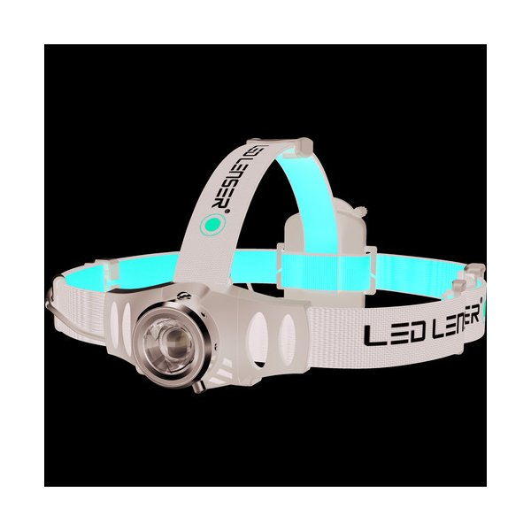 LEDLENSER 充電式ヘッドライト(LED) H6R 7296-R≪お取扱終了予定商品≫