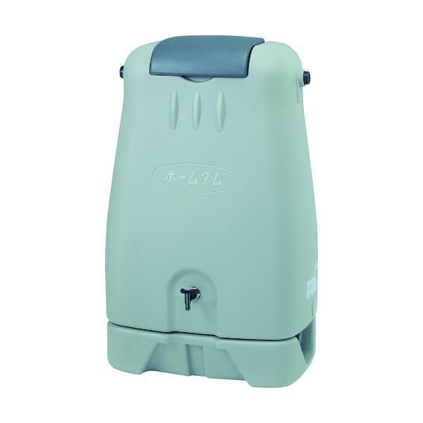コダマ 雨水タンク ホームダム250L RWT−250 グリーン RWT-250-GREEN≪お取寄商品≫≪代引不可≫≪個人宅別途送料≫