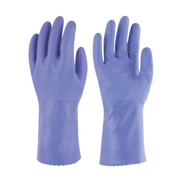 トワロン ニトリルゴム手袋 耐油ニトリルタフロング LL 549-LL