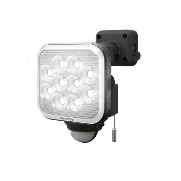 ライテックス ライテックス LED-AC1012 12Wx1灯 LEDセンサーライト LED-AC1012≪お取寄商品≫