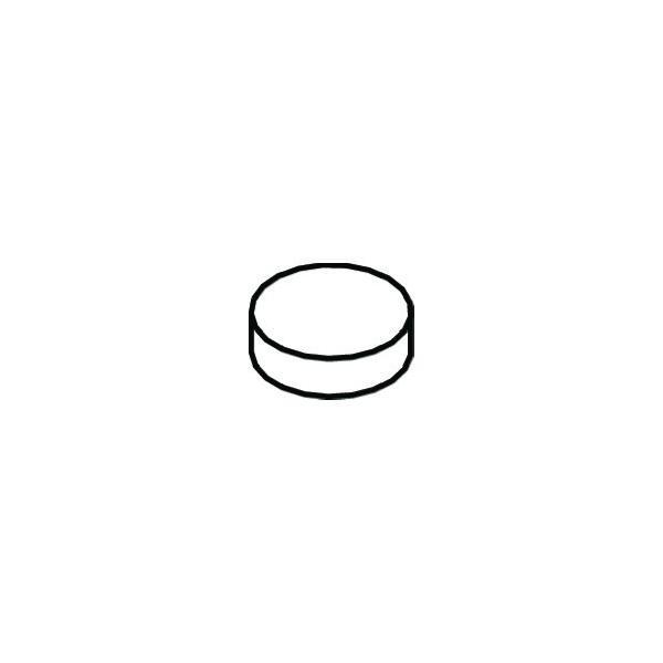 白光 セラミックペーパーフィルター L 10個入り A5044