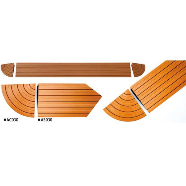 AC-030 安心スロープ コーナー用 スロープ 段差 車椅子 段差スロープ 室内 家 車イス 段差用スロープ 段差用 段差用ステップ ステップ 段差用プレート プレート