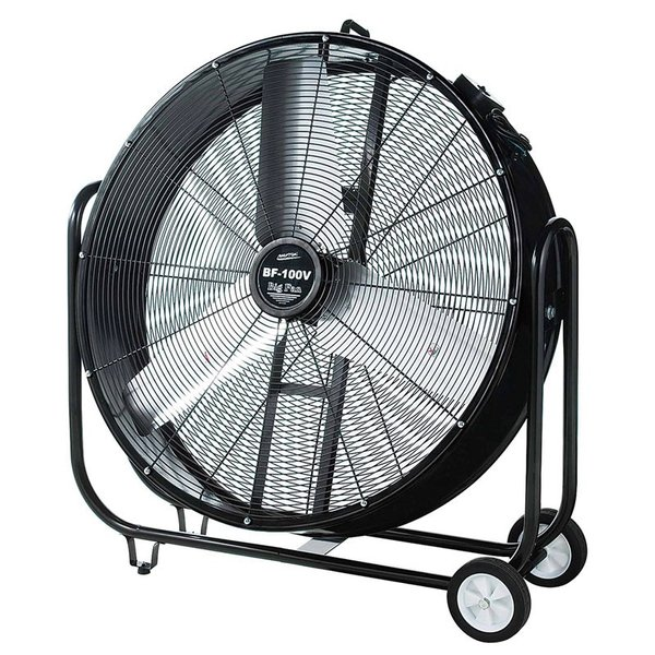 HO-605 100cmビッグファン ファン 扇風機 せんぷうき 送風機 大型扇風機 大型 大きいサイズ 換気 工場扇風機 工業扇風機 業務用 暑さ対策 グッズ 熱中症対