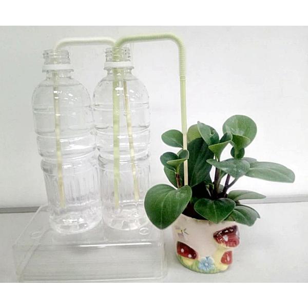 ミドリの水番DB(2本入り)鉢植え 水やり 留守 自動水やり 植木盆栽観葉植物 水やり 留守 水やり当番