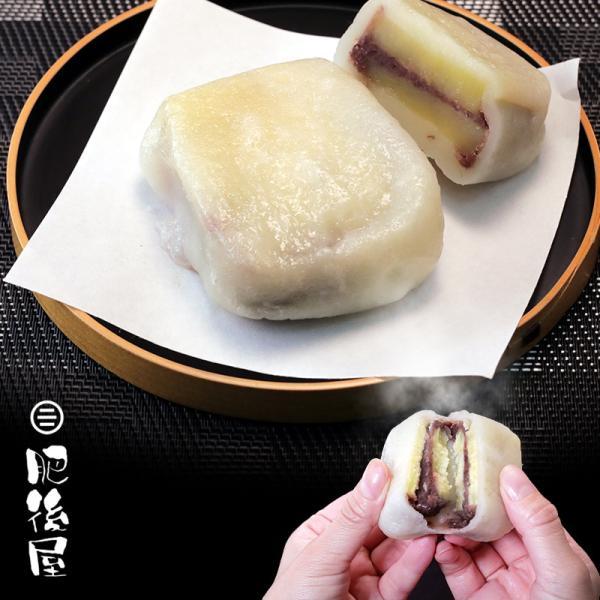 いきなり団子 プレーン10個入り 送料無料(東北・離島を除く) 芋屋長兵衛 くまもと土産 (くまもと美味しいギフトシリーズ)|kousa-youmanzyou