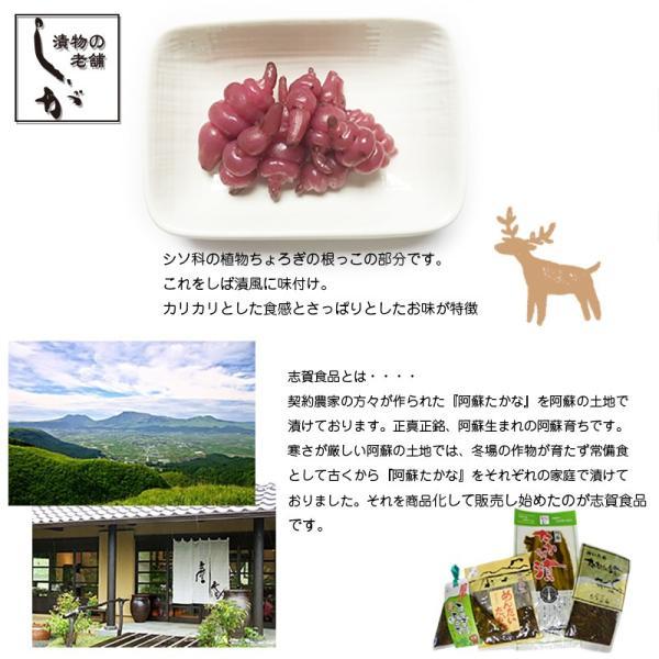 阿蘇のたかな漬け&ラーメンギフトセット お漬物 阿蘇高菜 送料無料 kousa-youmanzyou 03