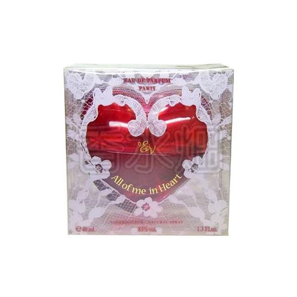 エステル ド ヴァルローズ オールオブミー インハート EDP SP 40ml 香水 フレグランス|kousuibatake1